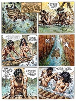 Последний враг - L'ultime ennemi, Т2, стр. 12