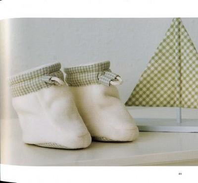 Выкройки для шитья пинеток детям: с застёжкой, в японском стиле.
