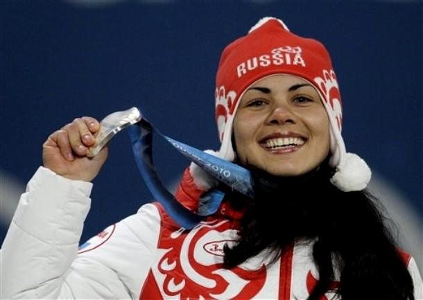 Екатерина Илюхина завоевала серебряную медаль в сноуборде