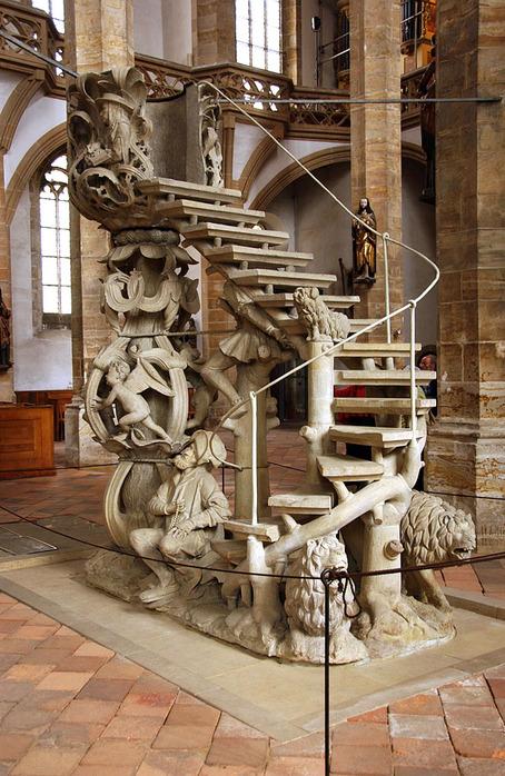 Dom St. Marien zu Freiberg/Sachsen 48274