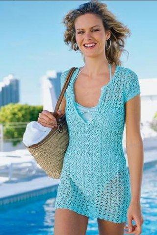 Вязание - Платье