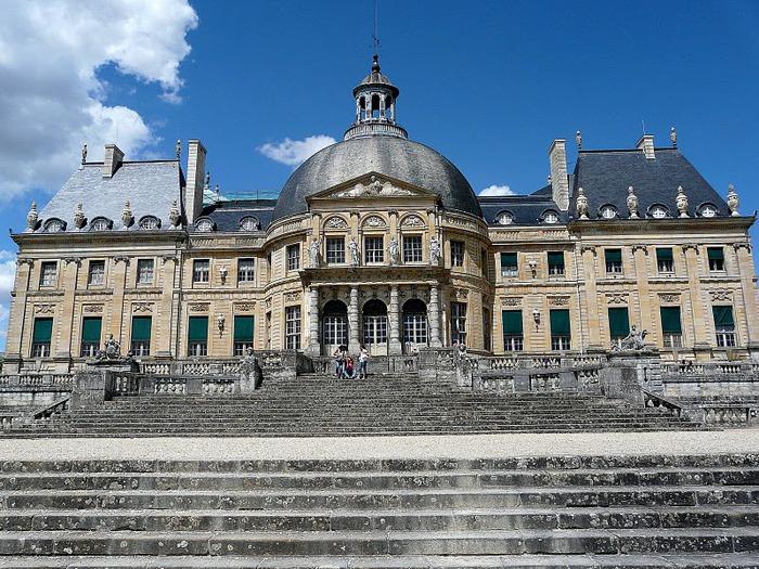Во Ле Виконт-Vaux le Vicomte 13081
