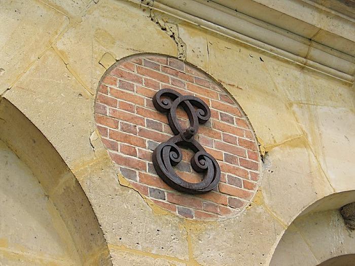 Во Ле Виконт-Vaux le Vicomte 13503