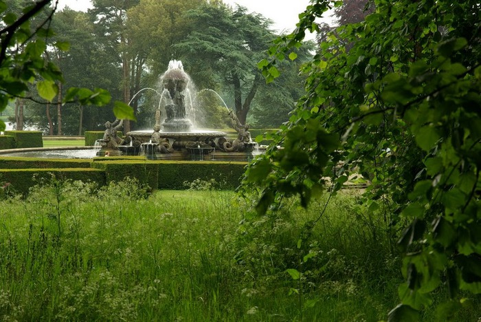 Замок Ховард близ Йорка (Великобритания) 58979