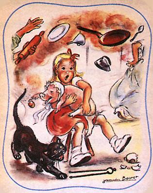 """Germaine Bouret Monte Carlo: Editions """"Les Flots Bleus"""" 1951"""