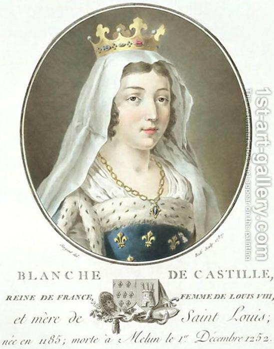 бланка кастильская королева франции - фото 4