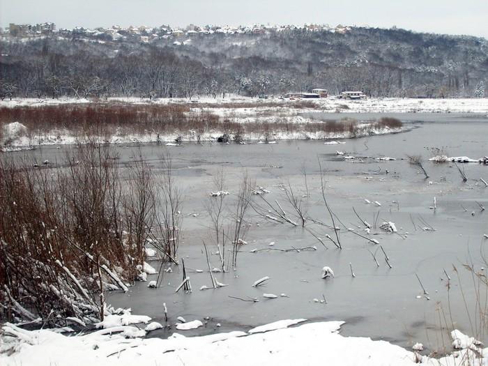 комсомольское поле, озеро,