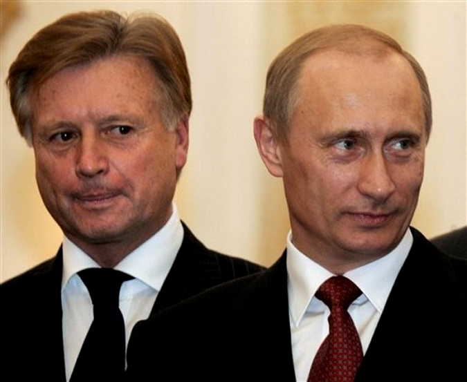 Тягачев подал в отставку с поста президента ОКР