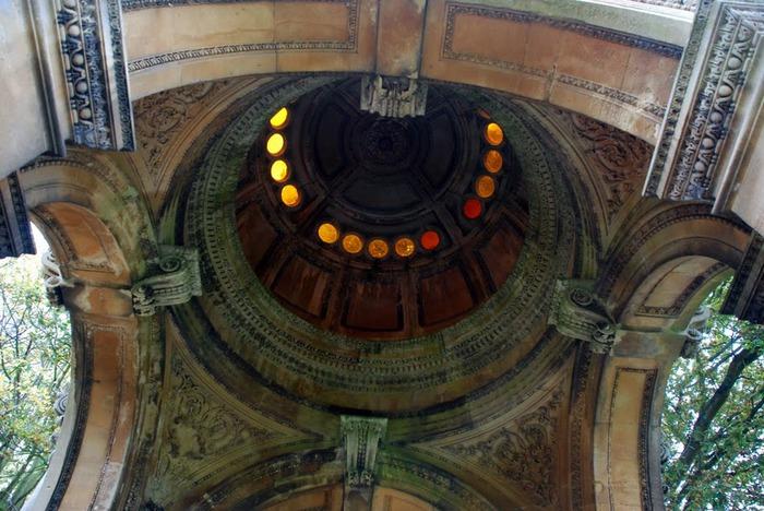 Усадьба Уитли Коурт (Witley Court) 15393