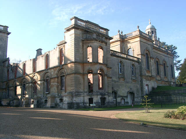 Усадьба Уитли Коурт (Witley Court) 11375