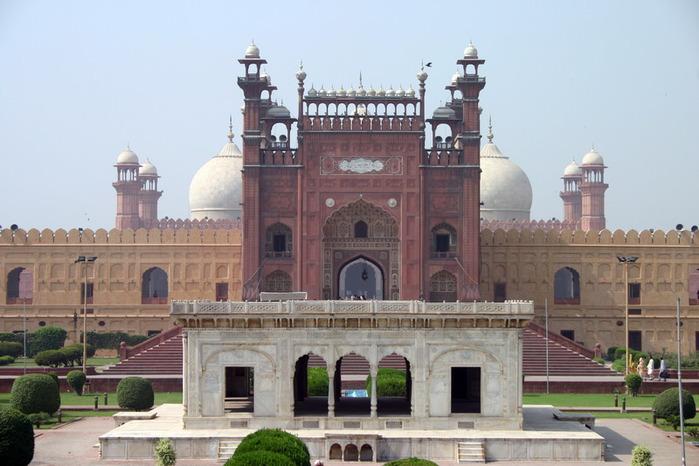 Мечеть Бадшахи (Badshahi Mosque) Лахор, Пакистан 17393