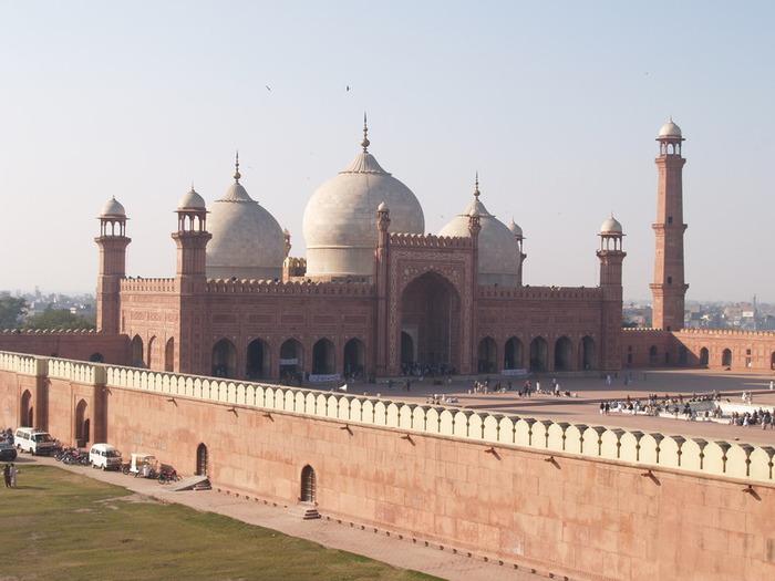 Мечеть Бадшахи (Badshahi Mosque) Лахор, Пакистан 75845