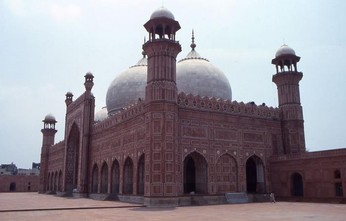 Мечеть Бадшахи (Badshahi Mosque) Лахор, Пакистан 92556