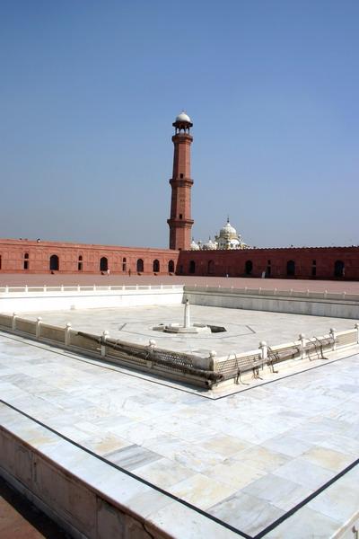 Мечеть Бадшахи (Badshahi Mosque) Лахор, Пакистан 48565