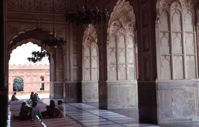 Мечеть Бадшахи (Badshahi Mosque) Лахор, Пакистан 82617