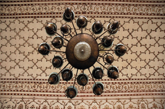 Мечеть Бадшахи (Badshahi Mosque) Лахор, Пакистан 23553