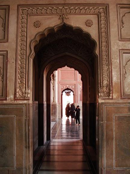 Мечеть Бадшахи (Badshahi Mosque) Лахор, Пакистан 83744