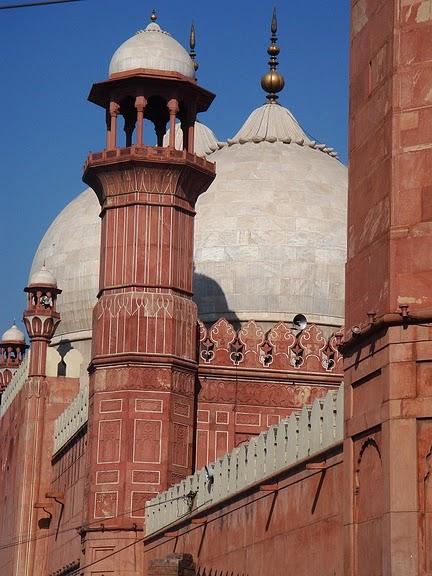 Мечеть Бадшахи (Badshahi Mosque) Лахор, Пакистан 50625