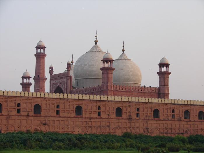 Мечеть Бадшахи (Badshahi Mosque) Лахор, Пакистан 67557