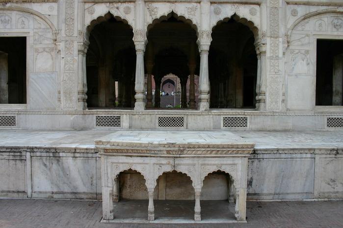 Мечеть Бадшахи (Badshahi Mosque) Лахор, Пакистан 84437