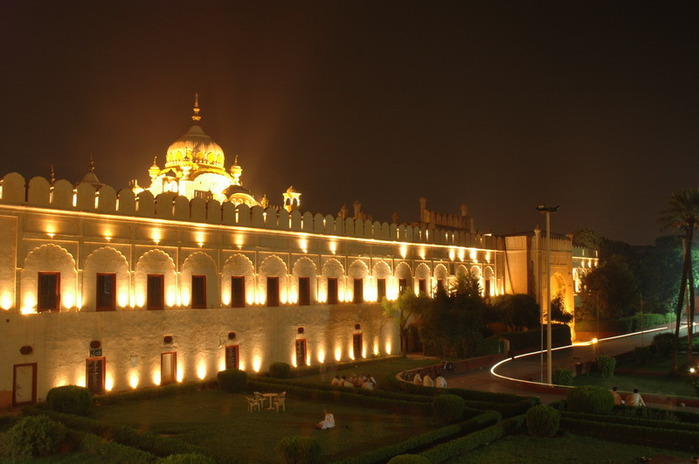 Мечеть Бадшахи (Badshahi Mosque) Лахор, Пакистан 48332