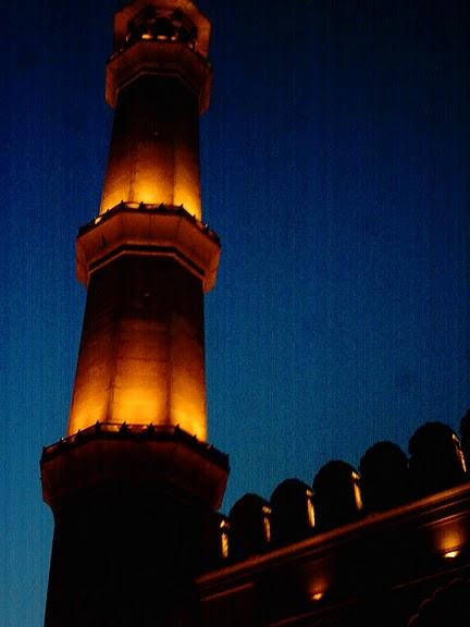 Мечеть Бадшахи (Badshahi Mosque) Лахор, Пакистан 64764