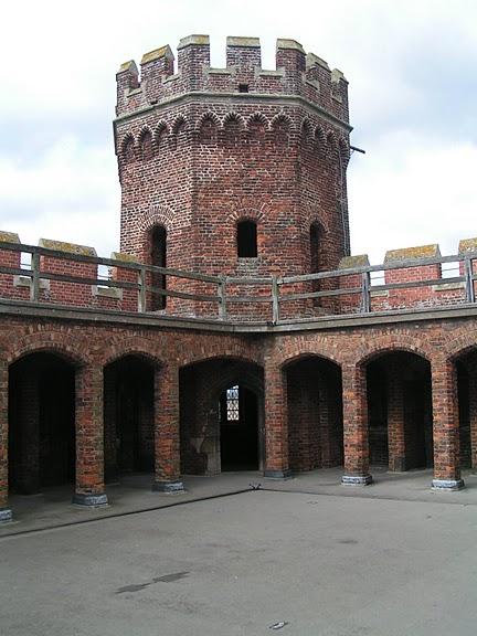 Замок Таттершел 19120