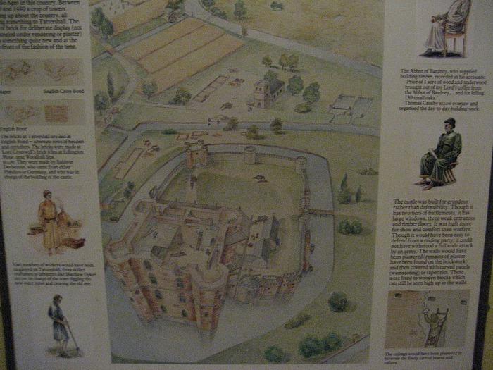 Замок Таттершел 32668