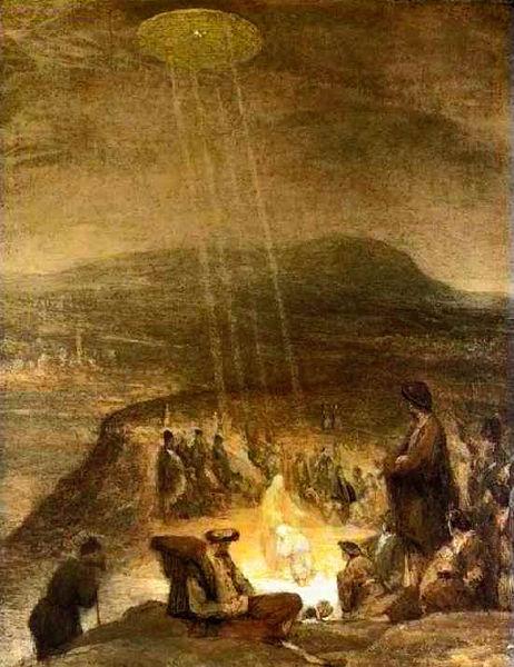 Арт де Гелдер (ученик Рембрандта) 1710 год.