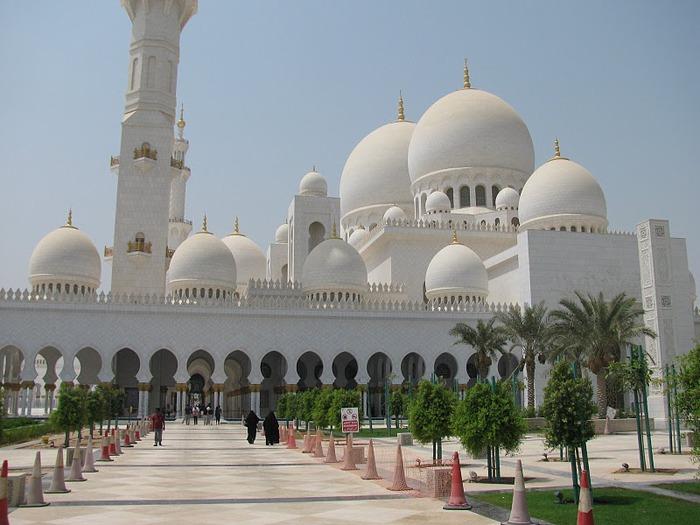 Мечеть Шейха Заида Бин Султана Аль Нахьяна - Sheikh Zayed bin Sultan Al Nahyan Mosque 51152