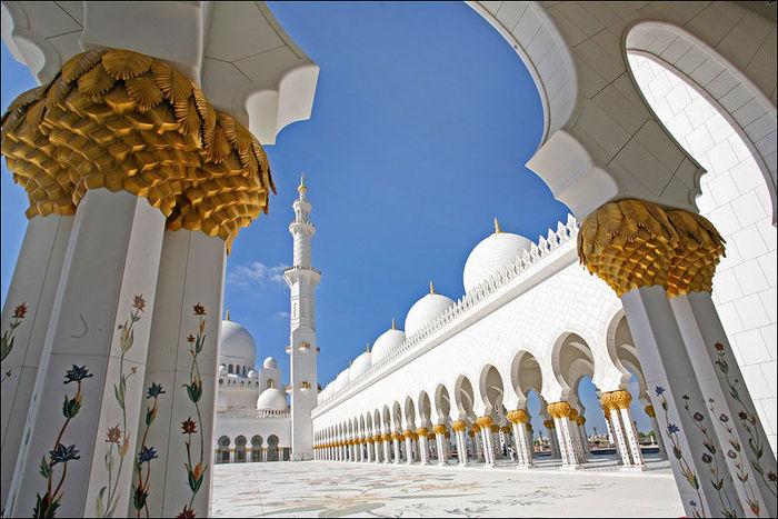 Мечеть Шейха Заида Бин Султана Аль Нахьяна - Sheikh Zayed bin Sultan Al Nahyan Mosque 22771