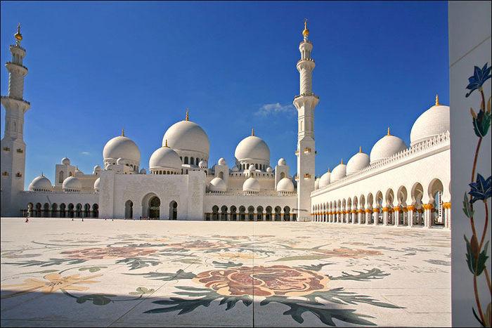 Мечеть Шейха Заида Бин Султана Аль Нахьяна - Sheikh Zayed bin Sultan Al Nahyan Mosque 19985
