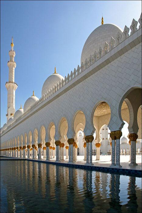 Мечеть Шейха Заида Бин Султана Аль Нахьяна - Sheikh Zayed bin Sultan Al Nahyan Mosque 93167