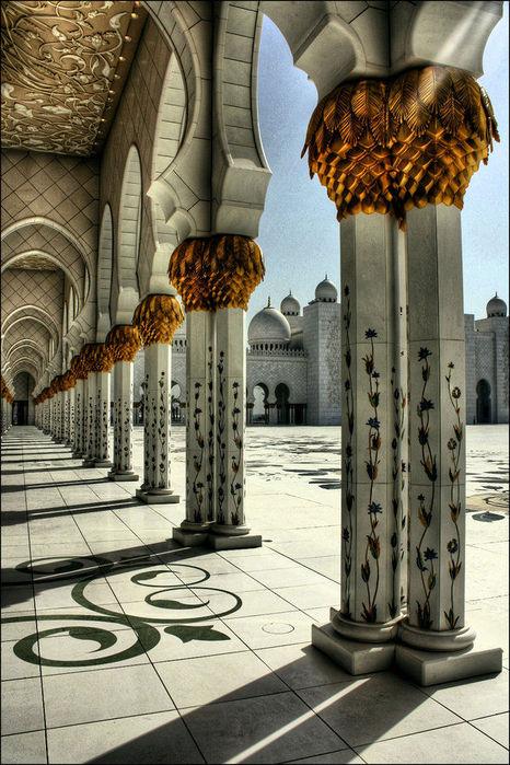 Мечеть Шейха Заида Бин Султана Аль Нахьяна - Sheikh Zayed bin Sultan Al Nahyan Mosque 49792