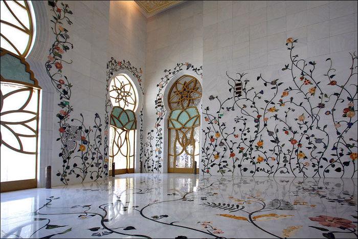 Мечеть Шейха Заида Бин Султана Аль Нахьяна - Sheikh Zayed bin Sultan Al Nahyan Mosque 37313