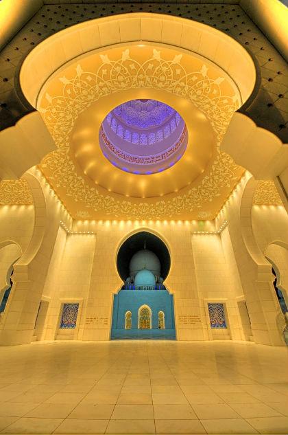 Мечеть Шейха Заида Бин Султана Аль Нахьяна - Sheikh Zayed bin Sultan Al Nahyan Mosque 75968