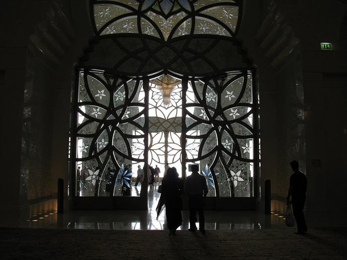 Мечеть Шейха Заида Бин Султана Аль Нахьяна - Sheikh Zayed bin Sultan Al Nahyan Mosque 26545
