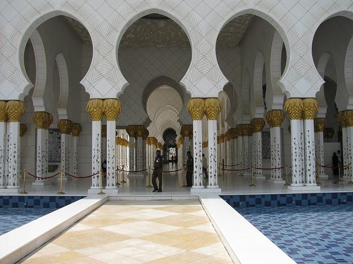 Мечеть Шейха Заида Бин Султана Аль Нахьяна - Sheikh Zayed bin Sultan Al Nahyan Mosque 28619