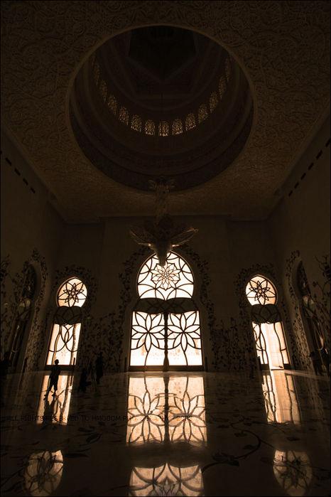 Мечеть Шейха Заида Бин Султана Аль Нахьяна - Sheikh Zayed bin Sultan Al Nahyan Mosque 27087