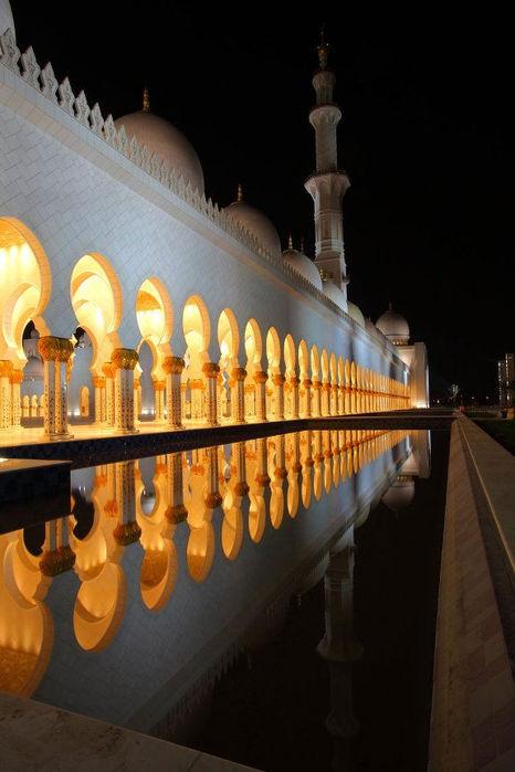 Мечеть Шейха Заида Бин Султана Аль Нахьяна - Sheikh Zayed bin Sultan Al Nahyan Mosque 84955