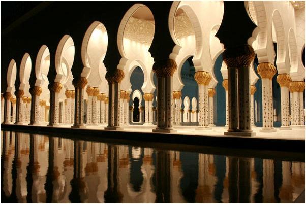 Мечеть Шейха Заида Бин Султана Аль Нахьяна - Sheikh Zayed bin Sultan Al Nahyan Mosque 98834