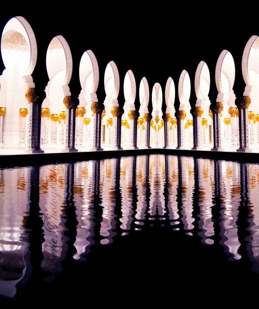 Мечеть Шейха Заида Бин Султана Аль Нахьяна - Sheikh Zayed bin Sultan Al Nahyan Mosque 45701