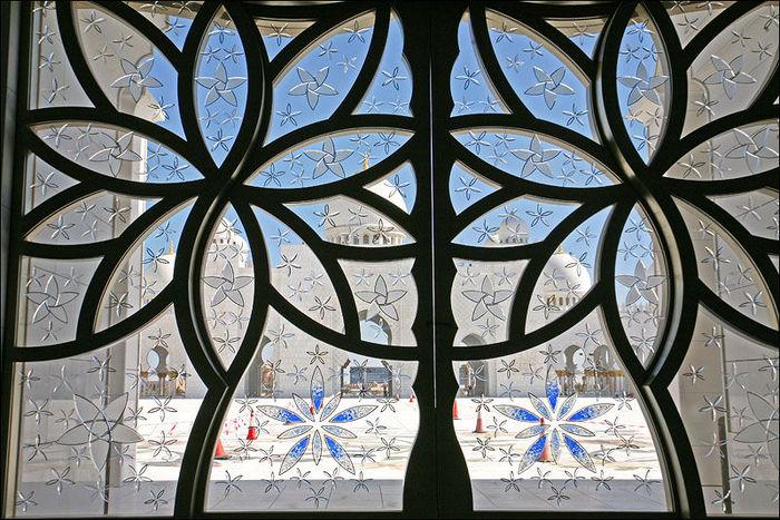Мечеть Шейха Заида Бин Султана Аль Нахьяна - Sheikh Zayed bin Sultan Al Nahyan Mosque 26891