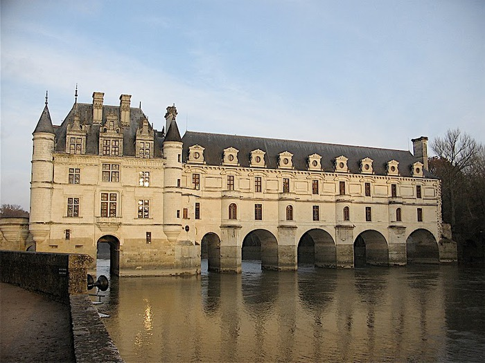 ЗАМОК ШЕНОНСО (Chateau de Chenonceau) 47335