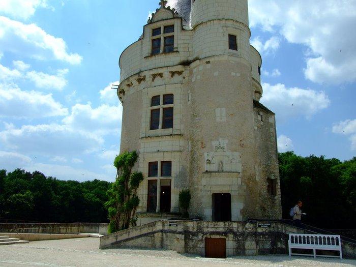 ЗАМОК ШЕНОНСО (Chateau de Chenonceau) 56904