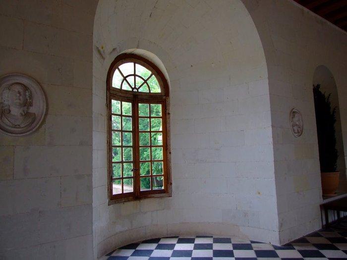 ЗАМОК ШЕНОНСО (Chateau de Chenonceau) 68346