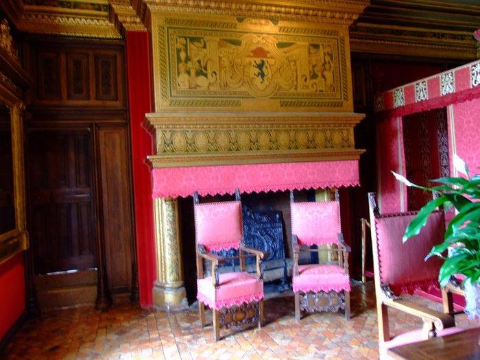ЗАМОК ШЕНОНСО (Chateau de Chenonceau) 65644