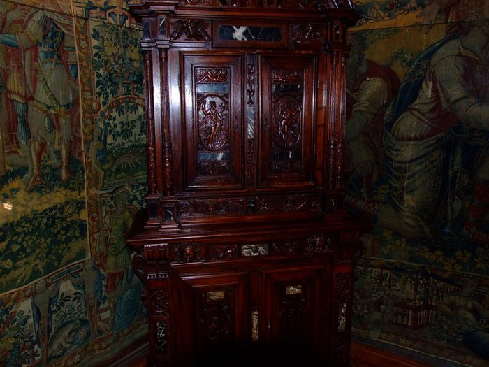 ЗАМОК ШЕНОНСО (Chateau de Chenonceau) 18406
