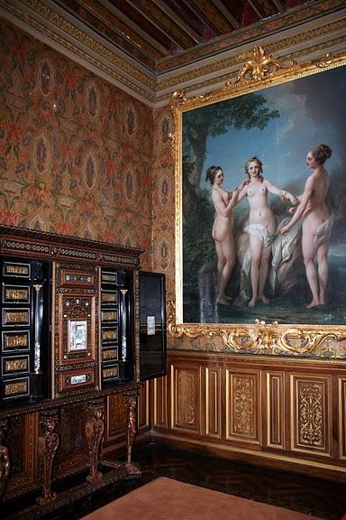 ЗАМОК ШЕНОНСО (Chateau de Chenonceau) 93432