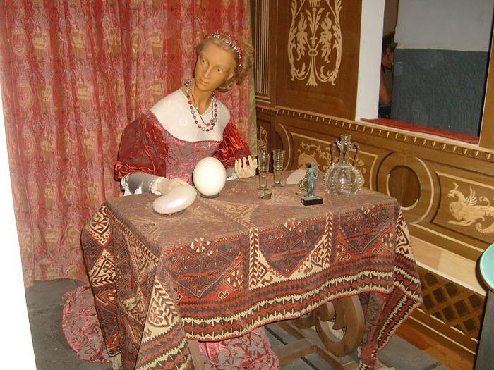 ЗАМОК ШЕНОНСО (Chateau de Chenonceau) 84399